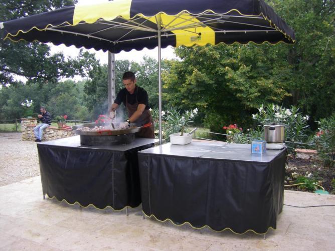cuisson paella